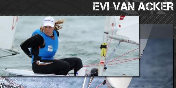Evi van Acker krijgt Sportjuweel