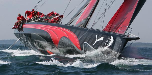 Puma derde bij verzamelpunt Volvo Ocean Race