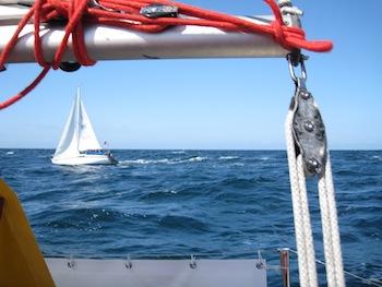Small Ships Race