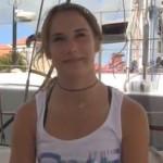 Laura Dekker Sint Maarten
