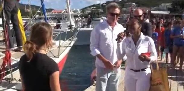 Video: Laura Dekker voltooid wereldreis