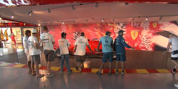 Van Volvo Ocean Race naar een Ferrari