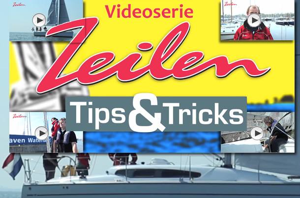 Tips & Tricks, aflevering 3: Achteruit invaren