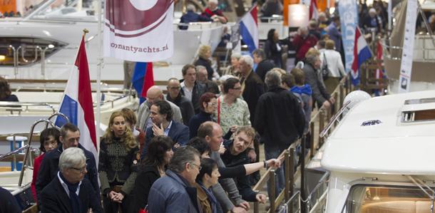 Schaatsliefhebberij snijdt in bezoekersaantallen Boot Holland