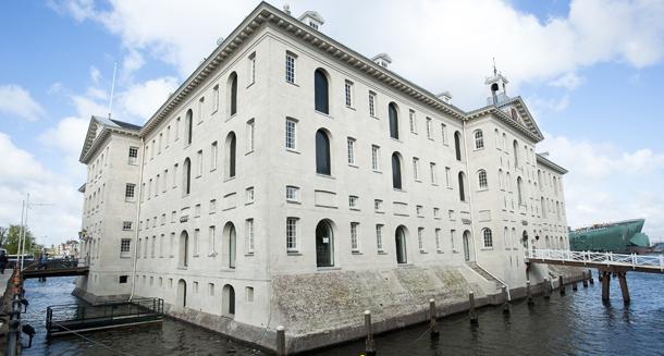 Spectaculair aantal bezoekers Scheepvaartmuseum