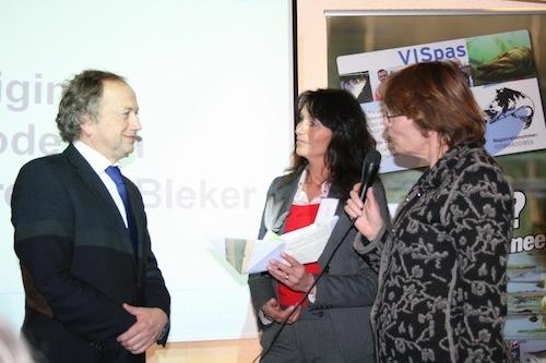 Bleker ontvangt Gedragscode Waterrecreatie
