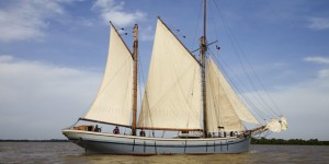 West Country trading ketch