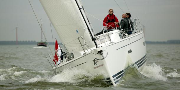 X-yacht HISWA zeilboot van het jaar