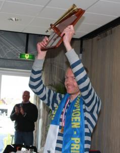 PIP Kampioen Thijs Kort