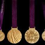 gold medal londen 2012 medailles medals Olympische Spelen