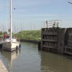 Sluis passeren Zeilen.nl video