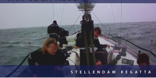 Video – Aftellen naar Van Uden Reco Regatta 2012