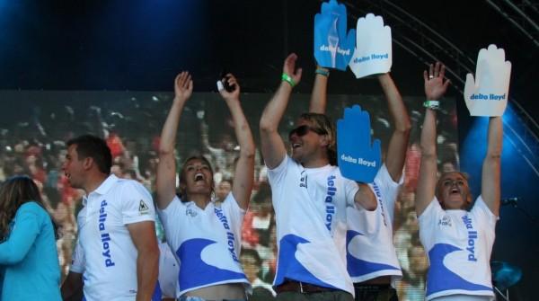 Foto's: olympische zeilers uitgezwaaid