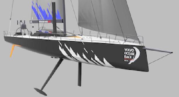 Volvo Ocean Race onthult nieuwe one-design klasse