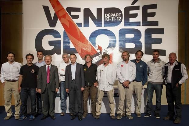 Vendée Globe: nog 150 dagen, 19 gegadigden