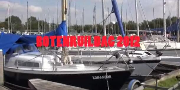 Deel ervaring en kennis op de Botenruildag (video)