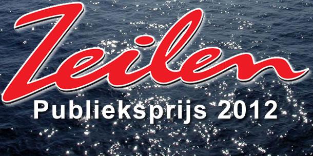 Welke boot verdient volgens u de Zeilen Publieksprijs 2012?