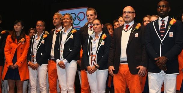 Video: Olympische ploeg klaar voor de Spelen