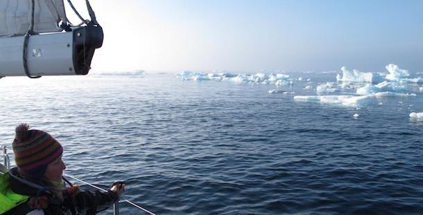 Reisverslag Jonathan III: IJsland richting Groenland