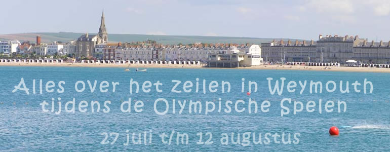 Olympische Spelen Londen 2012 Zeilen