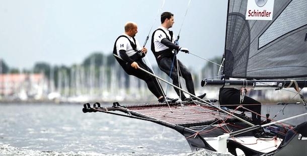 Dutch 18ft Skiff Grand Prix krijgt vervolg