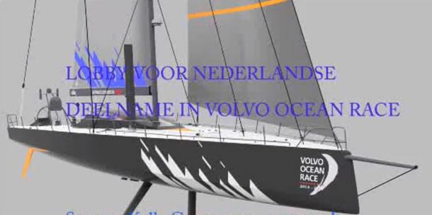 Nederlandse lobby voor Volvo Ocean Race