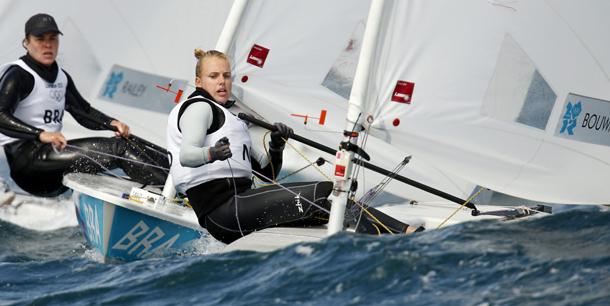 Marit Bouwmeester blijft op medaillekoers
