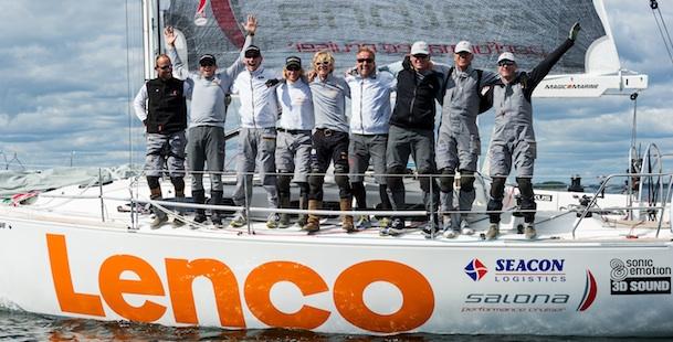 Team VanVuuren wint zilver tijdens het WK ORCi