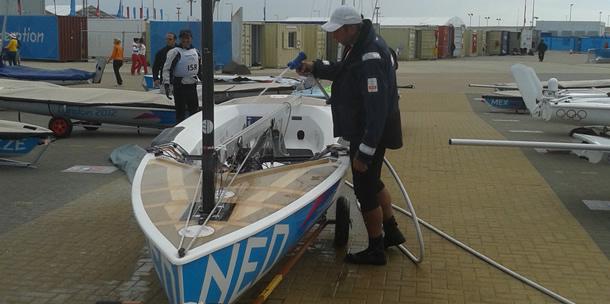 Pieter-Jan Postma nadert top drie