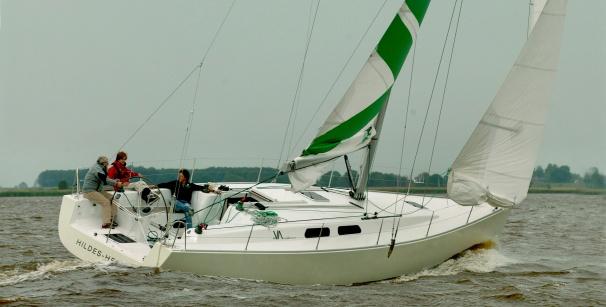 Zeilen boot van het Jaar 2012: Varianta 44