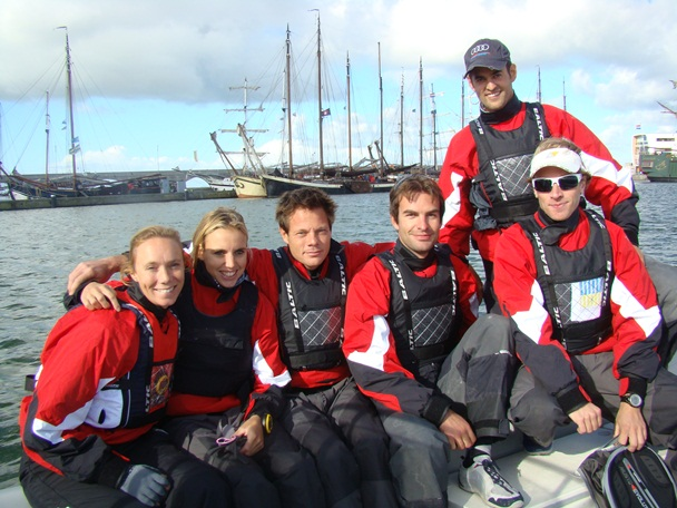 Batavia Sailing Center Europees teamzeilkampioen