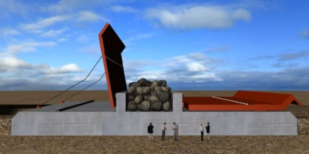 Nederlandse tsunamibreker wint milieuprijs