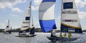 Alpari World Match Racing Tour - Argo Group Gold Cup Bermuda