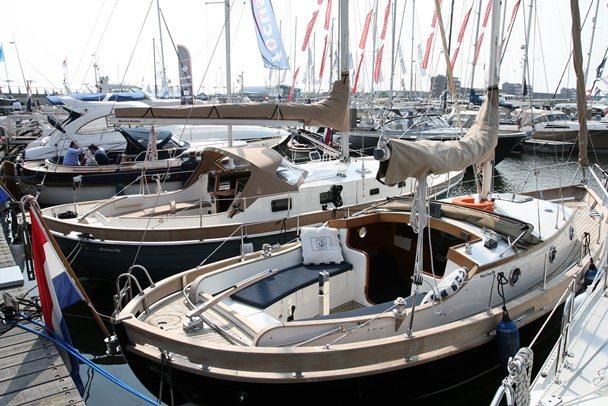 Verkoop tweedehands boten stijgt