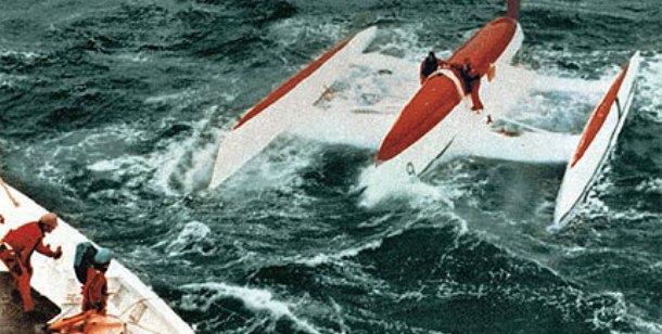 Dertig jaar reddingen op zee door satelliet