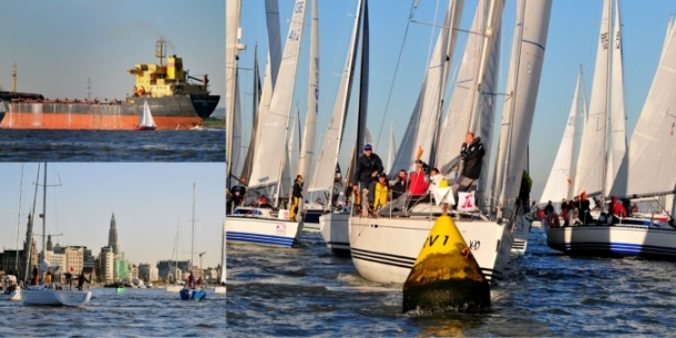 Huysman Antwerprace met 225 deelnemers van start