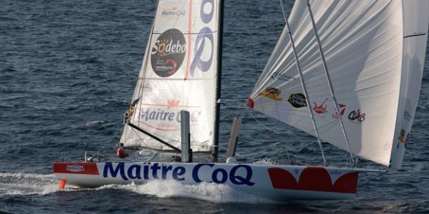 Beyou vijfde uitvaller Vendée Globe