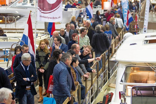 Organisatie Boot Holland klaagt niet