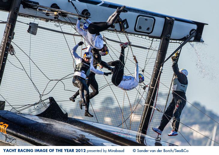 Racefoto van het jaar