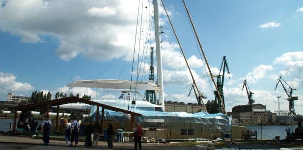 Jachtindustrie Polen timmert aan de weg