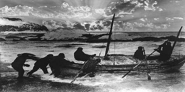 Shackleton-expeditie start in januari
