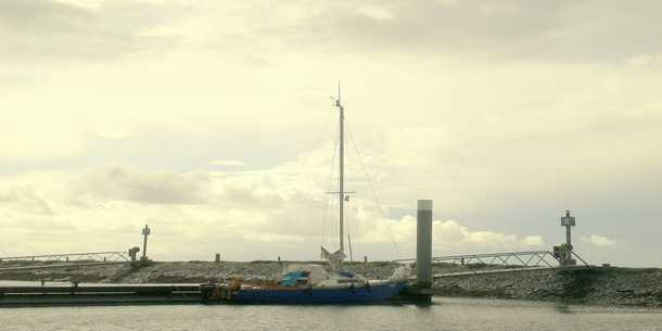 Haven Schiermonnikoog slibt dicht door besluit niet meer te baggeren