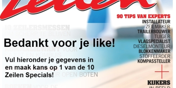 Win een Special boordevol tips over uitrusting