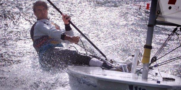 Zeezeilen in Friesland voor de jeugd