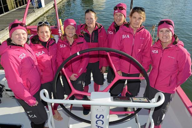 Klaartje Zuiderbaan wil sturen op SCA vrouwenboot