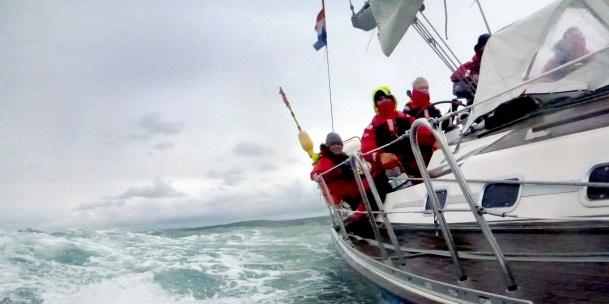 Lezing over zeezeilen bij de Noordzee Club