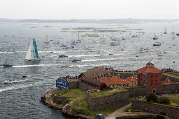 Göteborg organiseert de Volvo Ocean Race-finale in 2015
