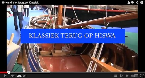 Klassiek terug op Hiswa