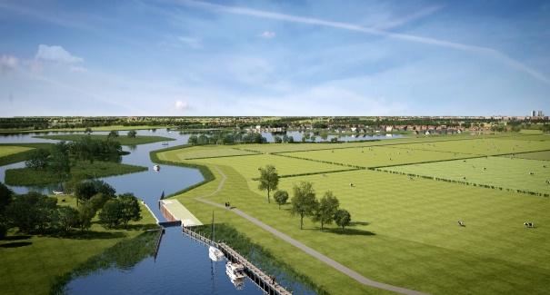 Groningen krijgt nieuwe vaarroute