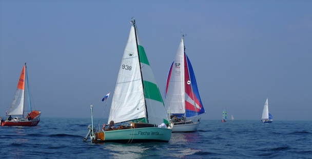 Aanmelden Small Ships Race + video